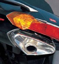 Aprilia Futura Tail Light Unit