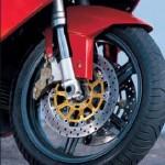 front brake judder