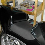 Hansb's single seat modification