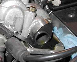 valve check